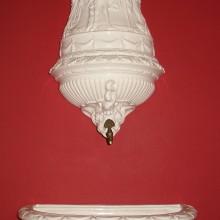 Fontaine céramique italienne